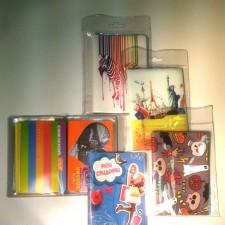 Обложки для хранения визиток