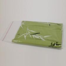 Пакет с донной складкой клапаном и скотчем (кнопками)