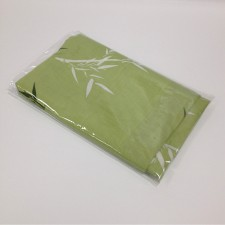 Пакет с донной складкой ушками клапаном-скотчем