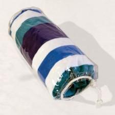 Упаковка для полотенец Тубус на шнуровке, на молнии