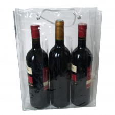 Упаковка для бутылок Сумочка с ручками
