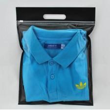 Сумочка для рубашек с застежкой и вырубной ручкой